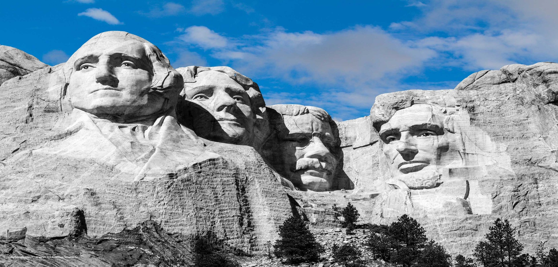 Image of Mt. Rushmore